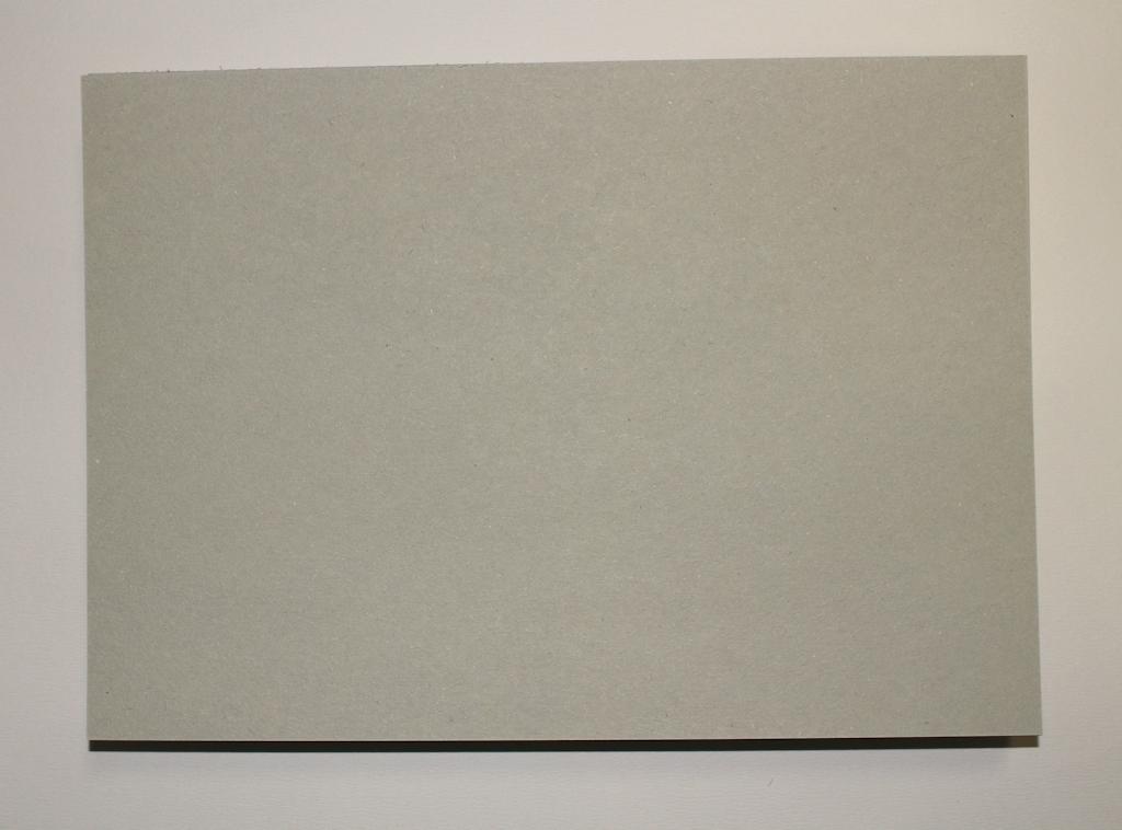 25 Stück Graukarton 0,5mm DIN A5