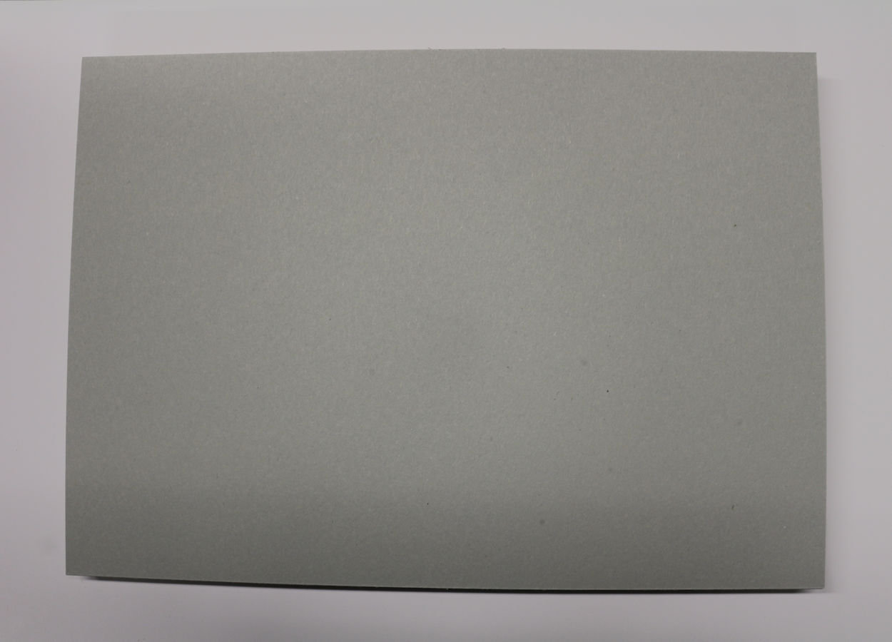 50 Stück Graukarton 1,0mm DIN A7